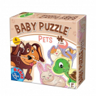 Puzzle Baby Pets 2+