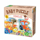 Puzzle Baby Vehicles 2+