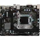 Placa De Baza H110m Pro d Intel Lga1151 Matx