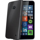Husa Capac Spate Negru Microsoft Lumia 640