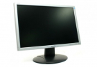 Monitor 22 Inch Lcd  Philips 220ws  Silver & Black