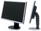 Monitor 22 Inch Lcd  Samsung Syncmaster 225bw  Silver & Black