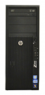 Workstation Hp Z210 Tower  Intel Core I3 Gen 2 2100 3.1 Ghz  4 Gb Ddr3  250 Gb Hdd Sata  Dvdrw