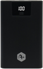 Baterie Externa A+ 10000 Mah  2x Usb  1x Usb c  2.1a  Black