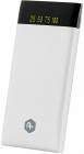Baterie Externa A+ 10000 Mah  2x Usb  White