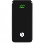 Baterie Externa A+ 10000 Mah  2x Ubs  2.1a  Black