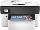 Multifunctionala Hp Officejet 7730 Wide Format E all in one  Inkjet  Color  Format A3+  Duplex Fax  Retea  Wi fi