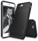 Ringke Protectie Pentru Spate Onyx Black Pentru Iphone 7 Plus + Folie Protectie Ringke