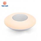 Boxa Si Lampa Inteligenta Ovala Cu Bluetooth Red Sun
