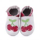 Pantofi Bebelusi Happy Fruit Gris