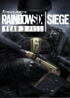 Tom Clancy s Rainbow Six: Siege   Season Pass Year 3  dlc  Cd key Original