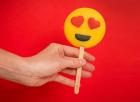 Acadea Emoji Inimioare