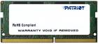 Memorie notebook Patriot Signature 4GB, DDR4, 2133MHz, CL15, 1.2v