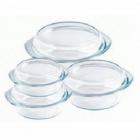 Set Vase Yena Rotunde 8 Piese