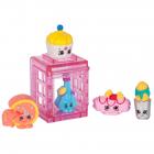 Pachet 5 Figurine Shopinks  Colectia Europa Pink+ Bonus La Plata Cu Cardul