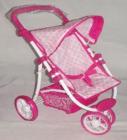 Carucior Pentru Papusi Baby Mix 9671 m1701w