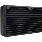 Cooler Cpu Corsair H100i V2  Racire Cu Lichid  Ventilator 2x120mm  Baza Cupru  Socket Support: Am2  Am3  Fm1  Fm2  Lga: 115x  1366  2011  2011  3  Negru  Cw 9060025 ww