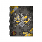 Caiet Harry Potter   Hufflepuff A4  Quidditch