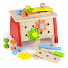 Cutie De Scule Viga Toys Din Lemn Pentru Copii
