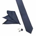 Cravata Bleumarin Slim Batista Ben