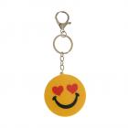 Breloc  Happy Smiley Face