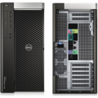 Dell  Precision T7610  2x  Intel Xeon E5 2620 V2  2.10 Ghz  Hdd: 500 Gb  Ram: 64 Gb  Video: Nvidia Quadro K4000; Tower