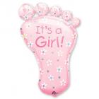 """Balon """"it s A Girl"""""""