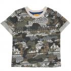 Tricou Pentru Copii Chicco Maneca Scurta Maro Cu Model 98