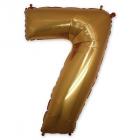 Balon Cifra 7