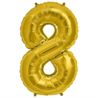 Balon Cifra 8