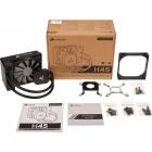 Cooler Cpu Corsair H45  Racire Cu Lichid  Ventilator 2x120mm  Baza Cupru  Socket Support: Am2  Am3  Fm1  Fm2  Lga: 115x  1366  2011  2011  3  Negru  Cw 9060028 ww