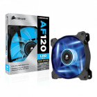 Cooler Carcasa Corsair Af120 Led Blue Quiet Edition High Airflow  120x25mm  3pin  Twin Pack