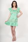 Rochie Bumbac Waterton Verde