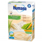 Cereale Humana Fara Lapte Cu Morcov Si Mazare 6 Luni+  200g