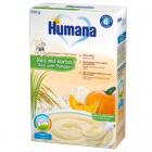 Cereale Humana Fara Lapte Cu Fulgi Orez Si Dovleac 6 Luni+  200g