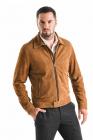 Jachetă De Piele Velur 3014