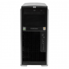 Hp Xw9400 Amd Opteron 2212 2.00 Ghz  4 Gb Ddr 2 Ecc  160 Gb Hdd  Dvd rom  1 Gb Geforce 605  Tower
