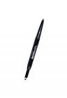 Creion Mecanic De Sprancene  Brow Satin Duo   02 Medium Brow   2 G