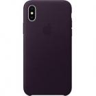 Husa Capac Spate Violet APPLE iPhone X