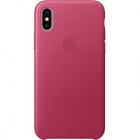 Husa Capac Spate Roz APPLE iPhone X