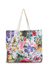Geanta Shopper Cu Model Floral