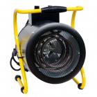 Aeroterma Electrica Pro 3 Kw R 230v Negru Galben