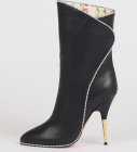 Gucci 11cm Jewel Leather Boots