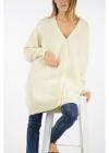 Moncler Wool Blend Cardigan
