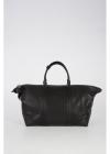 Salvatore Ferragamo Leather Weekend Bag