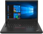 Notebook / Laptop Lenovo 14'' ThinkPad T480, WQHD IPS, Proccesor Intel® Core™ i7-8550U (8M Cache, up to 4.00 GHz), 16GB DDR4, 512GB SSD, GeForce MX150 2GB, Win 10 Pro, Black