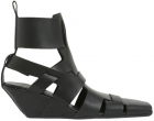 Rick Owens Ro17s3850lge09 Leather Sandals