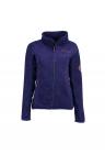 Bluza Sport De Fleece   Cu Fermoar Si Imprimeu Logo Tyrell
