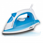 Fier De Calcat Cu Abur Sapir Sp 1050 Brt  2200 W  150 Ml  Talpa Teflon  Alb albastru