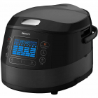 Multicooker Philips Hd4749 70  1070 W  5 L  22 Programe Automate  Negru